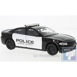 "Dodge, Charger Pursuit, ""Police"", 1/24"