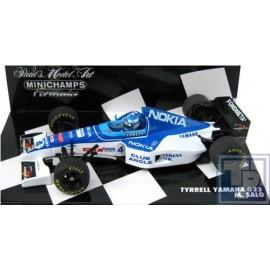 Tyrrell, 023, 1/43