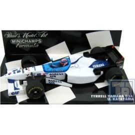 Tyrrell, 024, 1/43