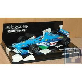 Benetton, Showcar 1999, 1/43