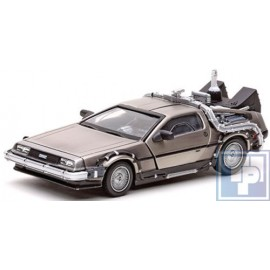 "De Lorean, DMC 12, ""Back to the future"" Teil 1,""1/43"", 1/43"