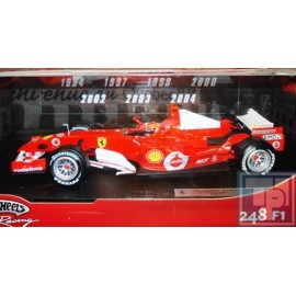 Ferrari, 248 F1, GP Canada 8-facher Sieger M. Schumacher, 1/18