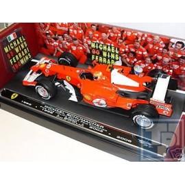 Ferrari, 248 F1, GP Monza 5-facher Sieger M. Schumacher, 1/18