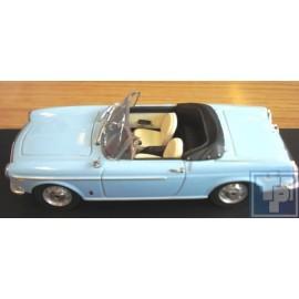 Fiat, 1600S Cabriolet, 1/43