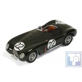 Jaguar, XK120C, 1/43
