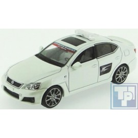 Lexus, IS-F Rolex Safety Car, 1/43