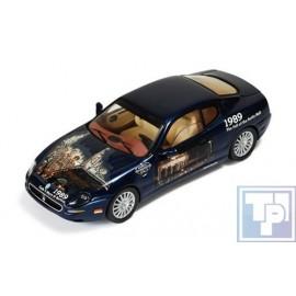 """Maserati, Coupe Cambiocorsa """"Berliner Mauer"""", 1/43"""
