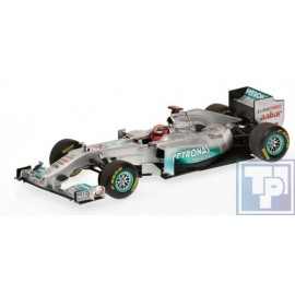 Mercedes-Benz, GP, 1/43