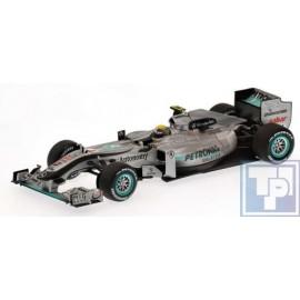 Mercedes-Benz, GP Petronas MGP W01, 1/43