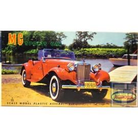MG, Sports Car, 1/32