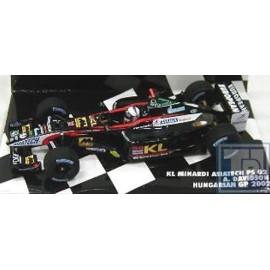 Minardi, Asiatech PL 2, 1/43