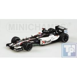 Minardi, Cosworth PS03, 1/43