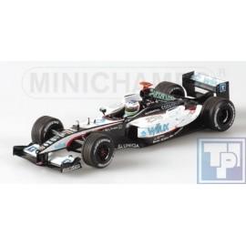 Minardi, Cosworth Showcar 2005, 1/43
