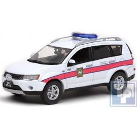 Mitsubishi, Outlander, Polizei Macau, 1/43