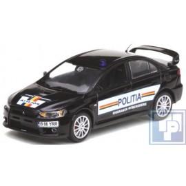 Mitsubishi, Lancer Verkehrspolizei Sudafrika, 1/43