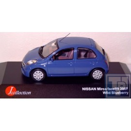 Nissan, Micra facelift 2007, 1/43