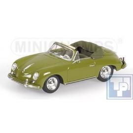Porsche, 356 A Cab., 1/43