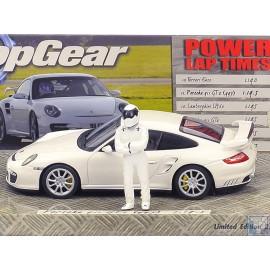 """Porsche, 911 GT2 (997), """"Top Gear"""", 1/43"""
