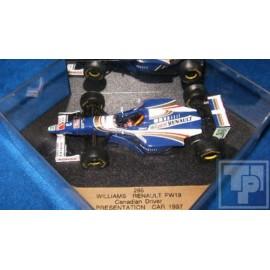 Williams, Renault FW18, 1/43