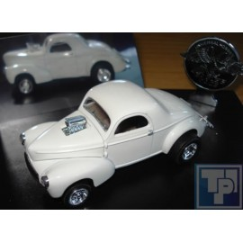 Willys, Coupe, 1/43