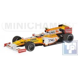 Renault, ING F1 Team R29, 1/43