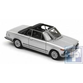 BMW, 2002 E10 Baur Cabrio, 1/43