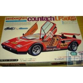 Lamborghini, Countach LP500S, 1/24