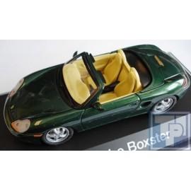 Porsche, Boxter, 1/43